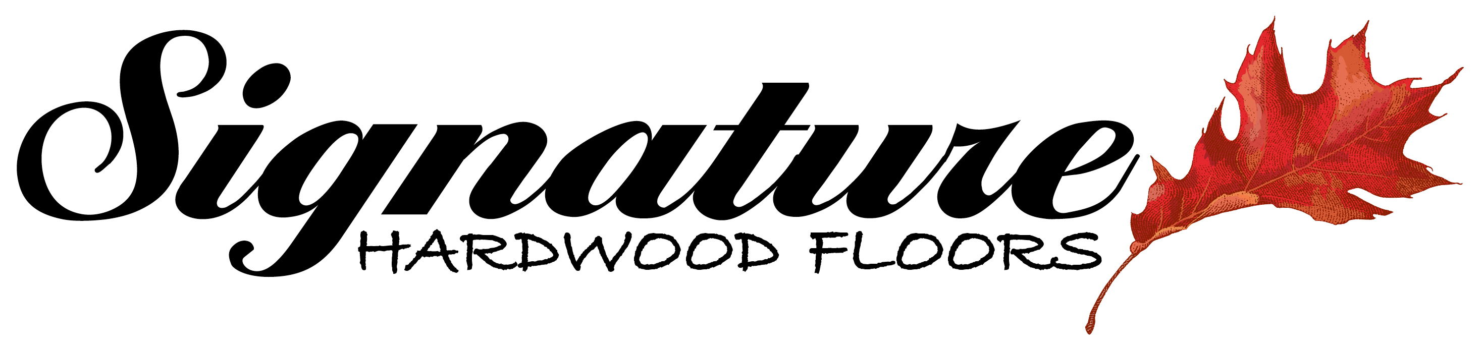 Signature Hardwood Floors logo