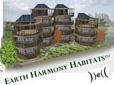 Earth Harmony Habitats logo